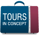 Tours in Concept